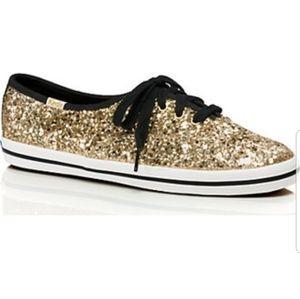 Kate Spade for Keds Glitter Sneakers